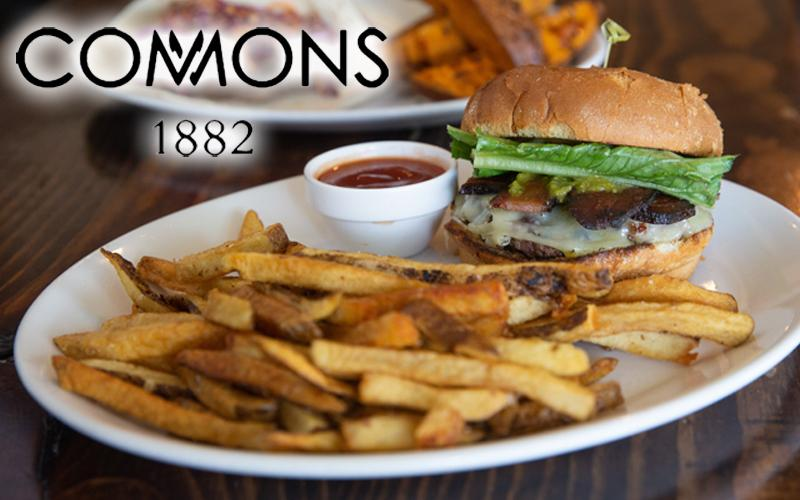 Commons 1882 - Commons 1882 - $15 Gift Card