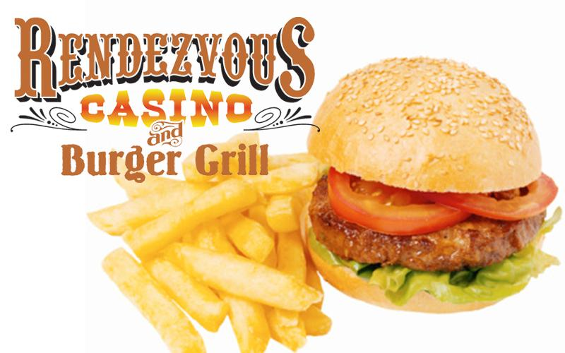 Rendezvous Casino & Burger Grill - Rendezvous Casino - $10 Gift Card