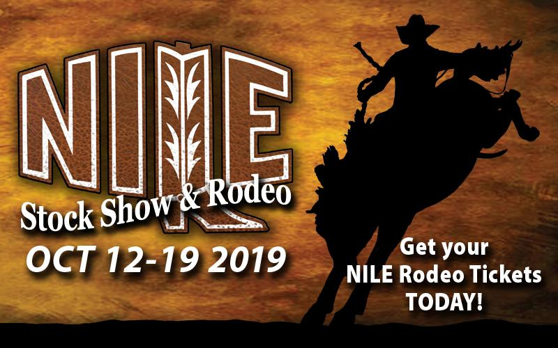 Billings Gazette Nile Rodeo October 2019