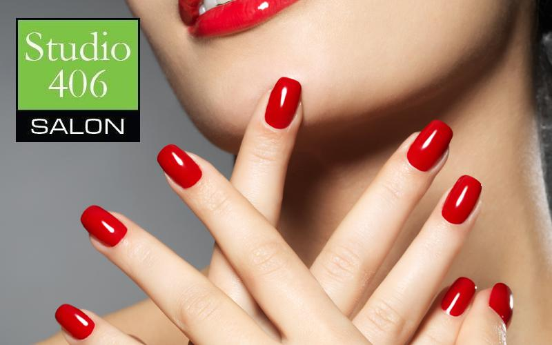 Studio 406 Salon With Savannah Pressley - Shellac Manicure + Spa Add Ons
