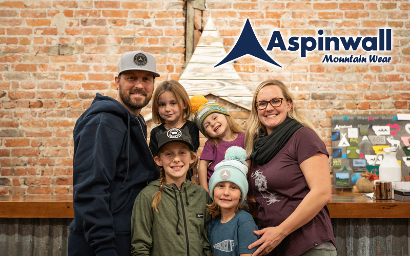 Aspinwall Mountain Wear - $14 voucher toward any of our full priced Aspinwall apparel for only $7