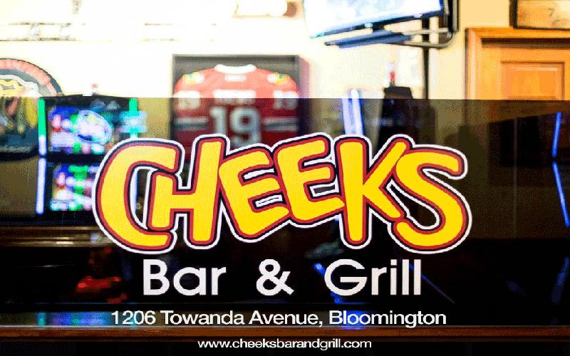 Cheek's Bar And Grill - Get a $25 gift card for $12.50!