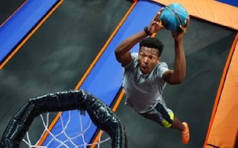 Sky Zone - Two 30-day passes for $20 each ($80 total value)