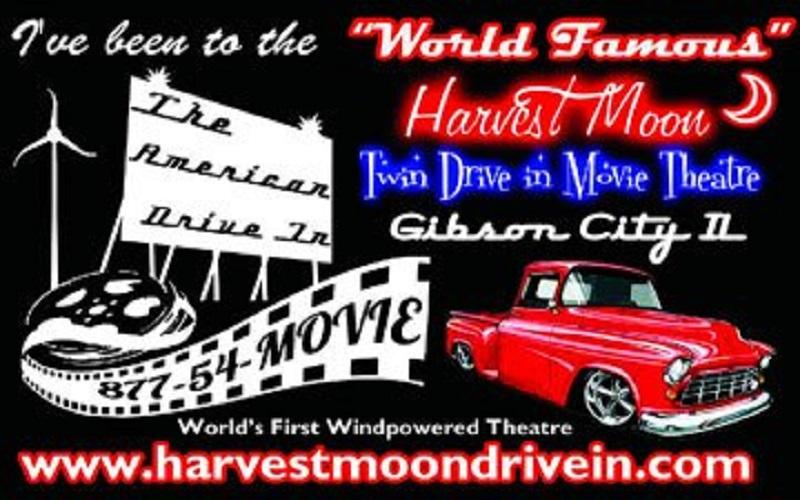 Harvest Moon Drive-in - 50% OFF: 4 tickets, 4 lg drinks, & 2 lg popcorn
