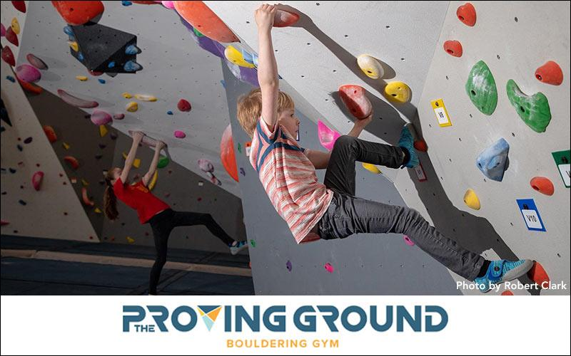 Proving Ground - Get an adult or children's day pass half off