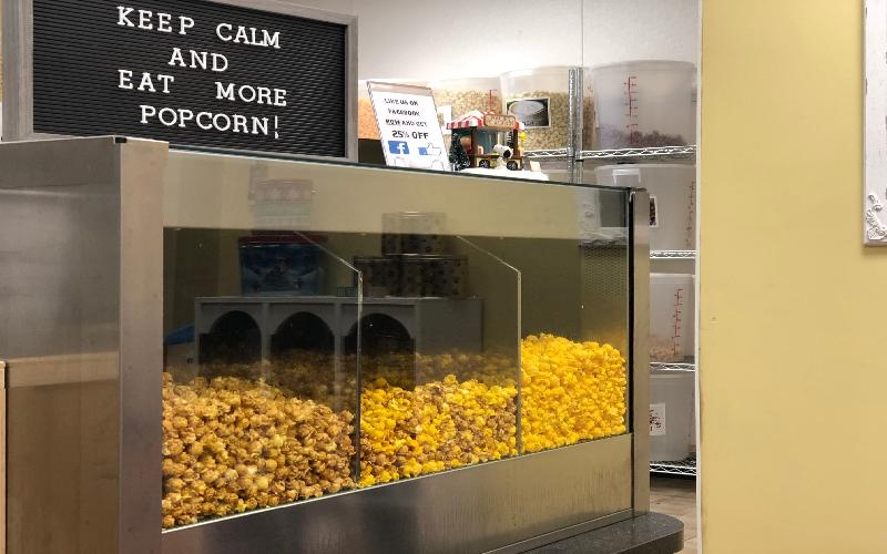 Donny B's Popcorn Shop - SAVE 50% on Amazing Popcorn! ($20 for only $10)