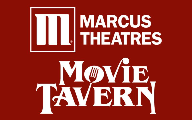 Marcus Theatre - 2 $10 Movie Passes for the Price of 1