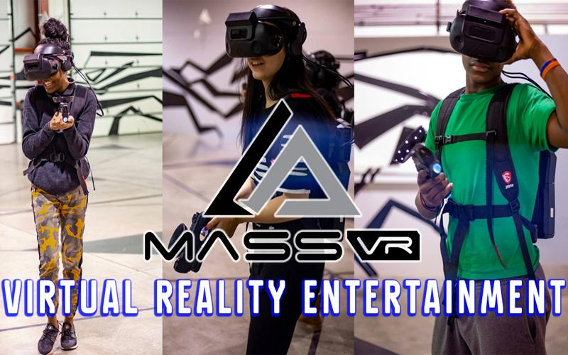 MassVR-Beyond Reality - $12.50 for $25