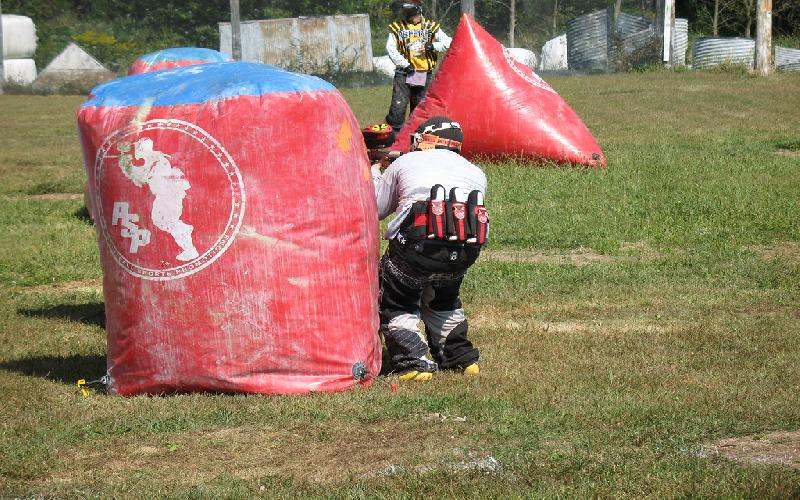 Area 52 Paintball - Get a Paintball Package for 2 for only $20!