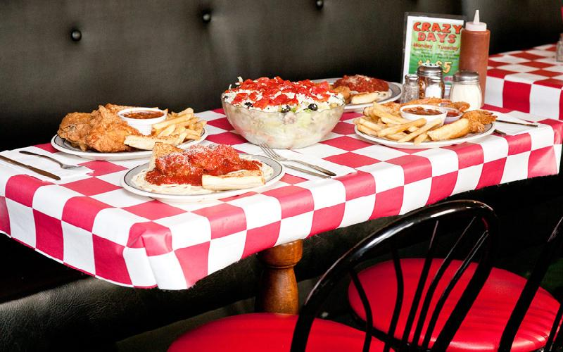 Tobin's Pizza - Get a $20 gift card to Tobin's Pizza for only $10!
