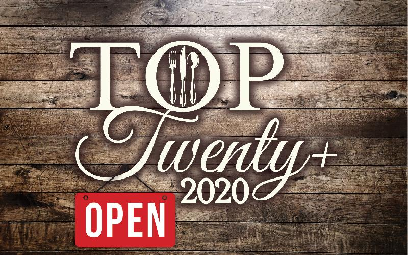 Top 20+ Dining Card - The Southern Illinoisan - The Southern Illinoisan's 2020 Top Twenty+ Dining Card