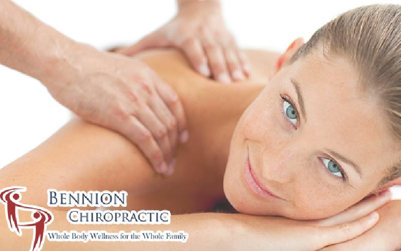 Bennion Chiropractic - Bennion Chiropractic Massage Offer!