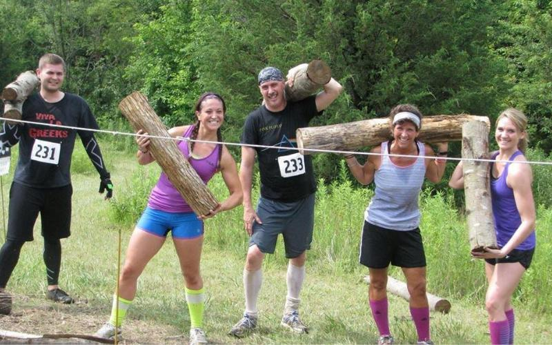 Case Creek Obstacles - $20 Voucher Towards Registration