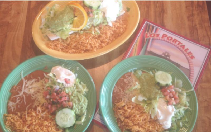 Los Portales 2 - Davenport - Los Portales 2 or Azteca 4 - $10 To Spend For $5