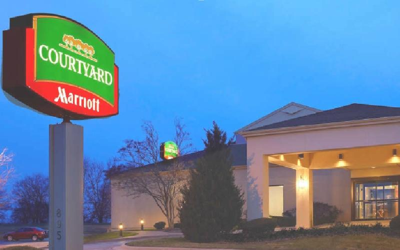 Courtyard Bettendorf Quad Cities - Enjoy 1 Overnight Stay $150 Value For $75