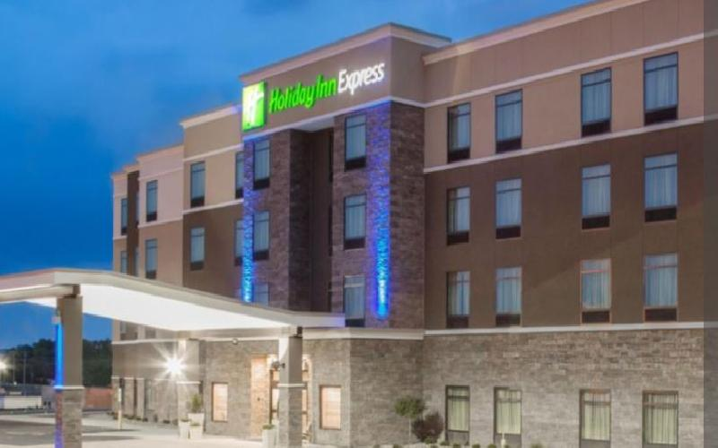 Holiday Inn Express Moline Airport - Overnight Stay in a Standard Room $140 value - $70