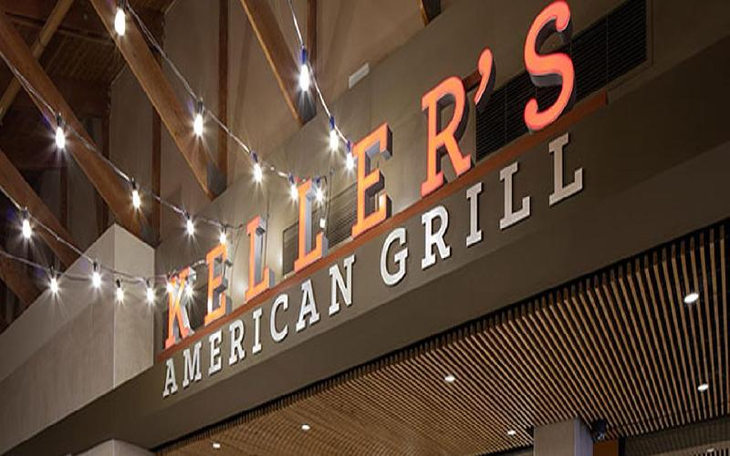 Isle Casino & Hotel - $50 Credit for Keller's American Grill (only $25)