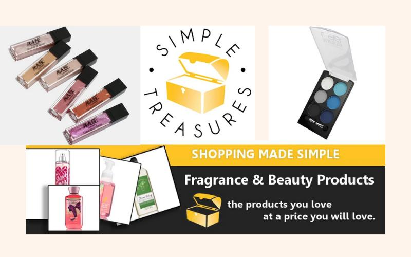 Simple Treasures For Sale - $20 in Gift Vouchers for only $10