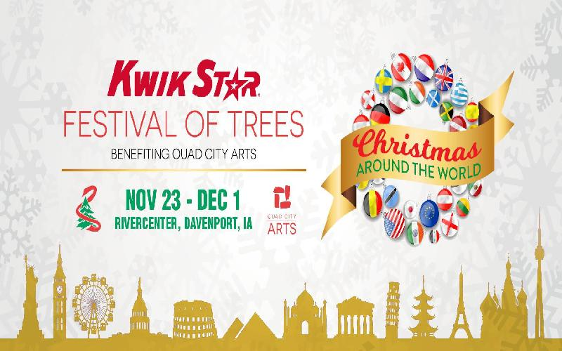 Festival Of Trees - Festival of Trees $10.00 Admission for $5.00