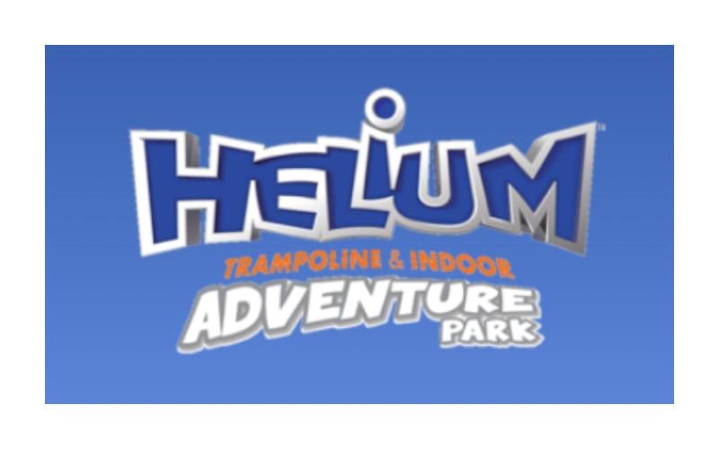 Helium Trampoline & Indoor Adventure Park - Two Hours of Discounted Jump Around Admission at Helium Trampoline & Indoor Adventure Park!