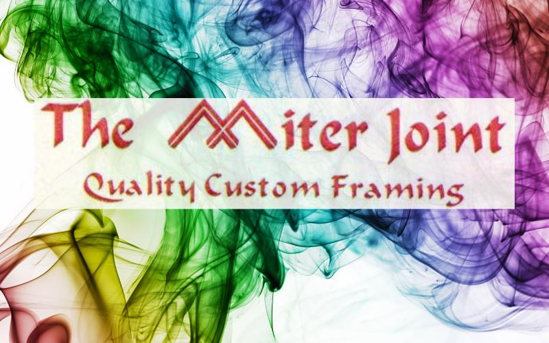 The Miter Joint - Custom Framing Voucher For 1/2 Off!!
