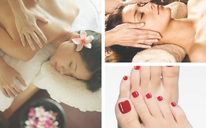 Tina Rina Salon & Spa - 4 Great Offers From Tina Rina Salon & Spa!