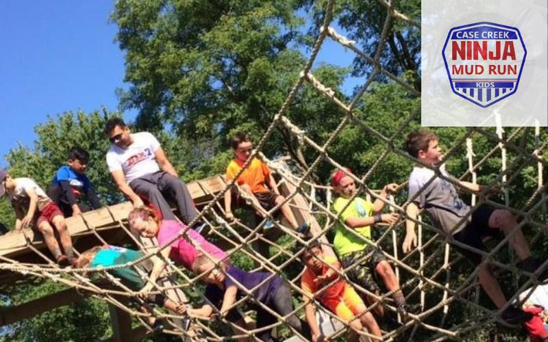Case Creek Obstacles - Discounted 1.5 Mile Kids Ninja Run Registration!