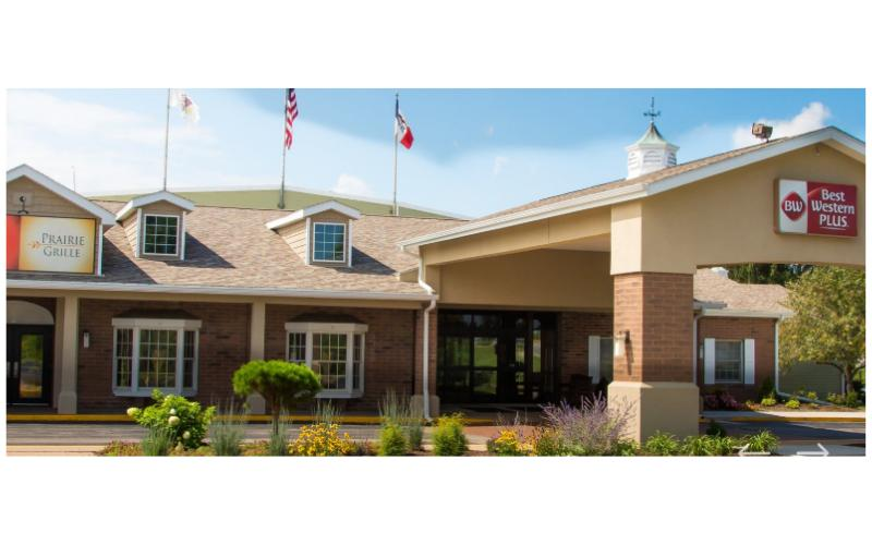Best Western Plus Steeplegate Inn - Overnight stay in a standard room $130 Value for Only $65