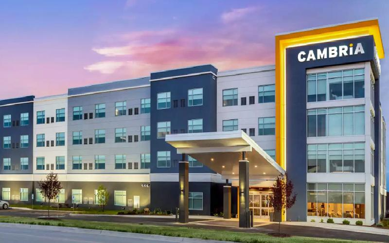 Cambria Hotel Bettendorf - Quad Cities 5062 - Overnight stay in standard room (Sun-Thurs ONLY) Plus a $25 TBK Gift Card included