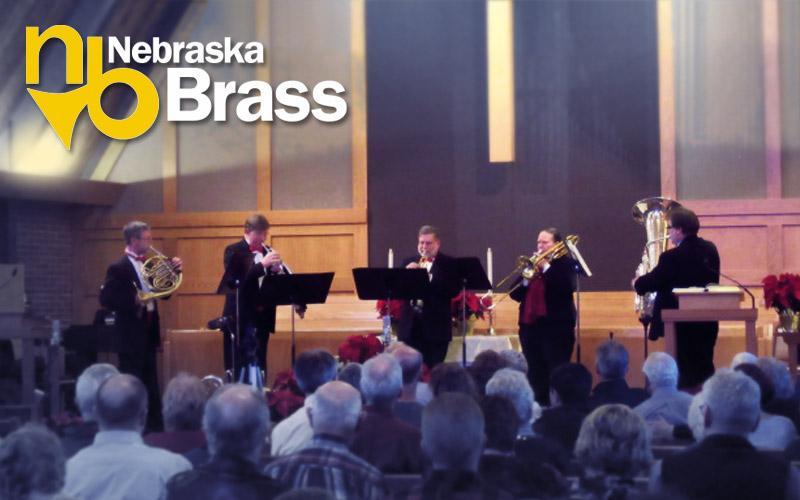 Nebraska Brass - A Nebraska Brass Christmas