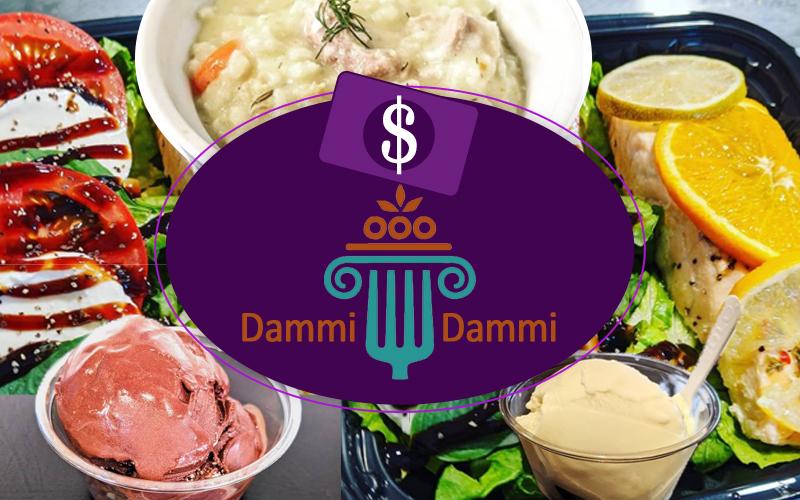Dammi Dammi - Lincoln Restaurant Week Gift Voucher for Dammi Dammi