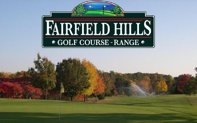 Fairfield Hills Golf Course - Buy a golf lesson, get a 12-hole round of golf!