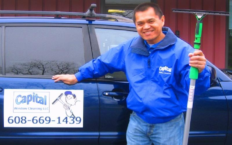 Capital Window Cleaning - $150.00 Gift Card for Cleaning Services for $55.00