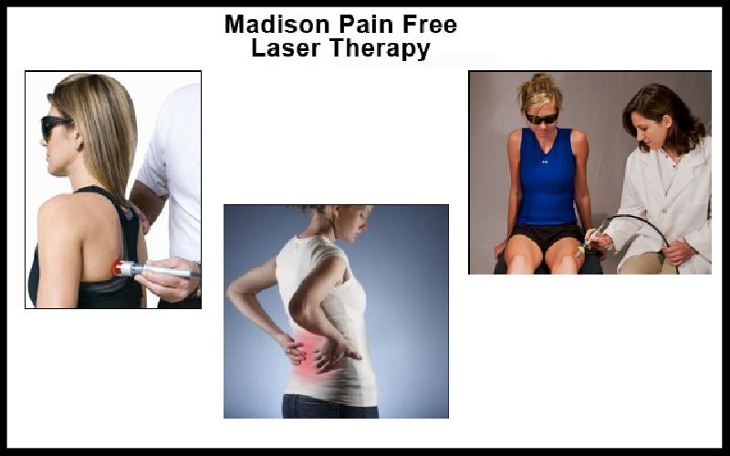 Madison Laser Therapy - $100 Laser Therapy Treatment for $50 from Madison Laser Therapy