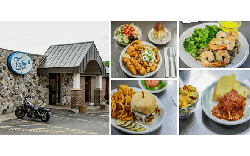 Tully's II Food & Spirits - Two $10 Gift Certificates to Tully's II for $10