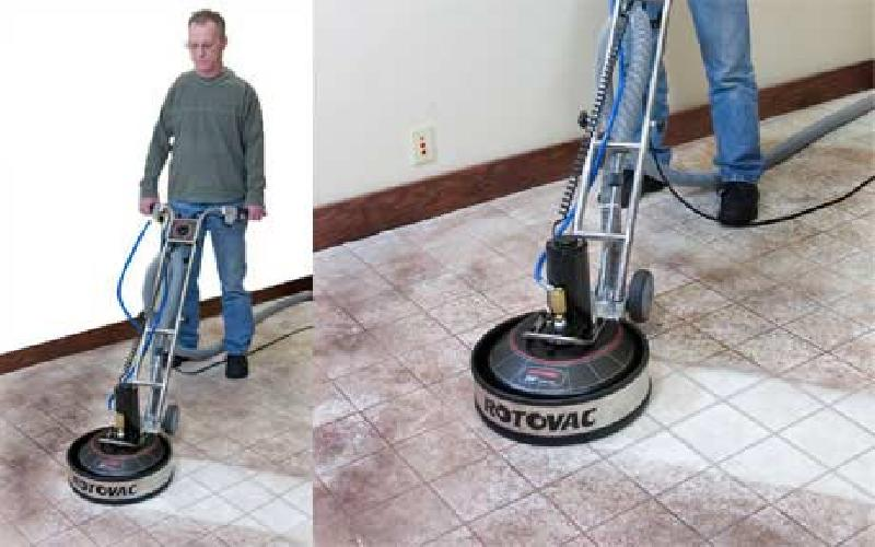 Groutsmith - $100.00 of Grout & Tile Cleaning with Restoration Seal for $49.00