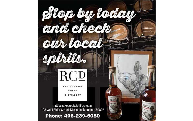 Rattlesnake Creek Distillery - $20 Rattlesnake Creek Distillery Gift Certificate for only $10