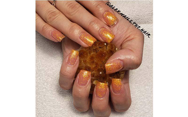 Alexandra Reiner - $65 Full Set Acrylic Nails with Alexandra Reiner for only $32.50