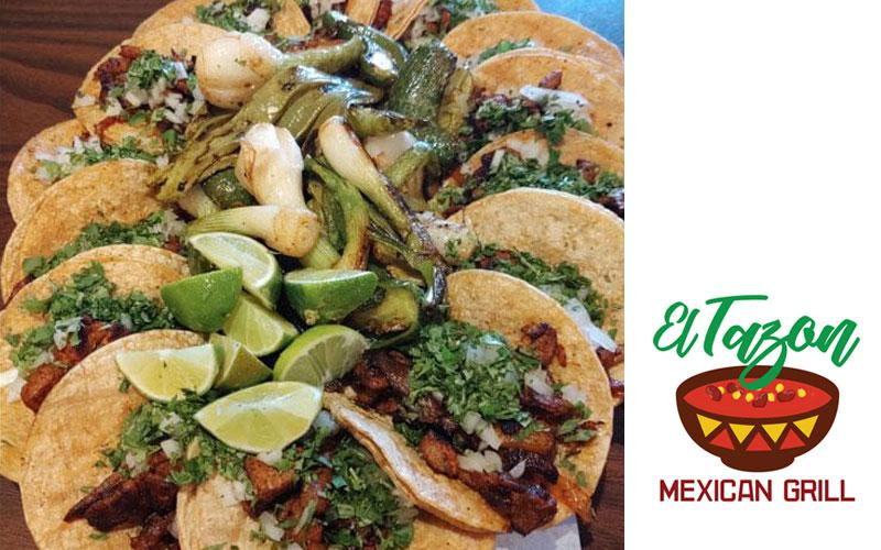 El Tazon Mexican Grill - $20 worth of food and drinks for only $10!