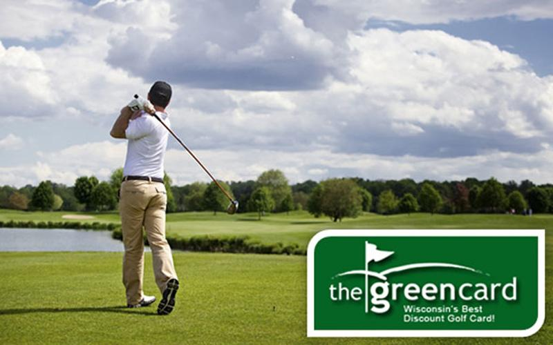 The Green Card - Wisconsin's Discount Golf Card! - The Green Card - Wisconsin's Discount Golf Card