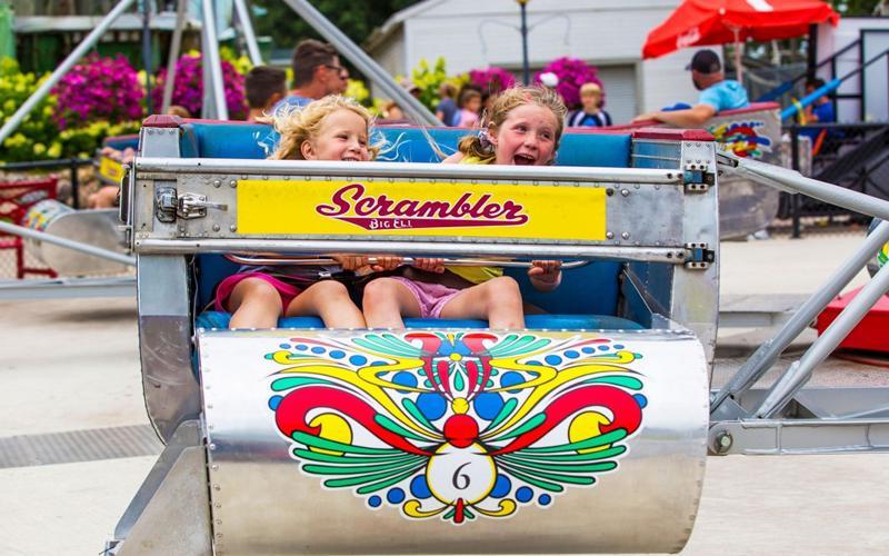 Sioux City Journal Communications - Arnold's Park Amusement Park Day Passes