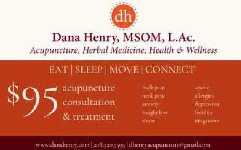 Dana Henry, Msom, L.ac. Acupuncture And Herbal Med - Dana Henry Acupuncture