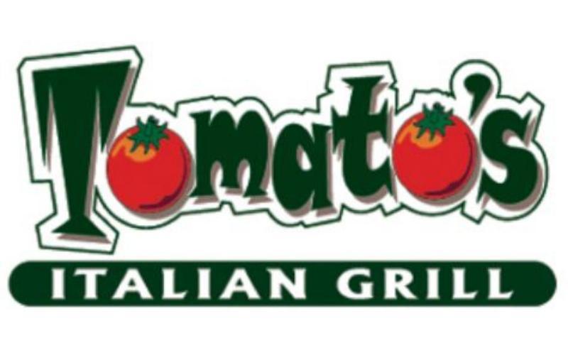 Tomato's Italian Grill - Tomato's Italian Grill $25 Gift Card