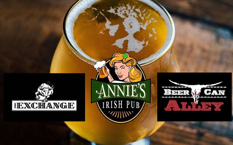 Annie's Irish Pub - $20 in drinks for $10