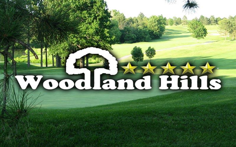 Woodland Hills Golf - 50% Off Foursome Round of Golf with Cart, Any Day, at Woodland Hills Golf!!  (Includes Taxes)