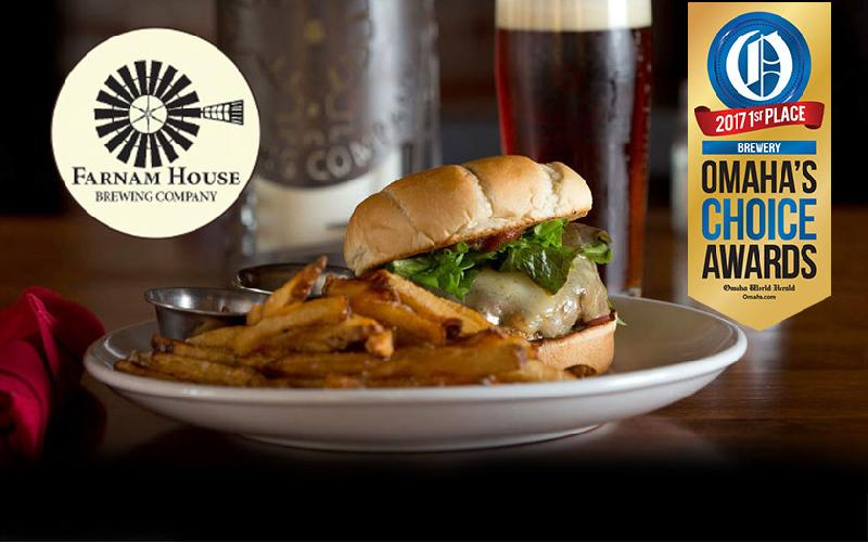 Farnam House Brewing Company - $10 for $20 or $15 for $30 at Farnam House