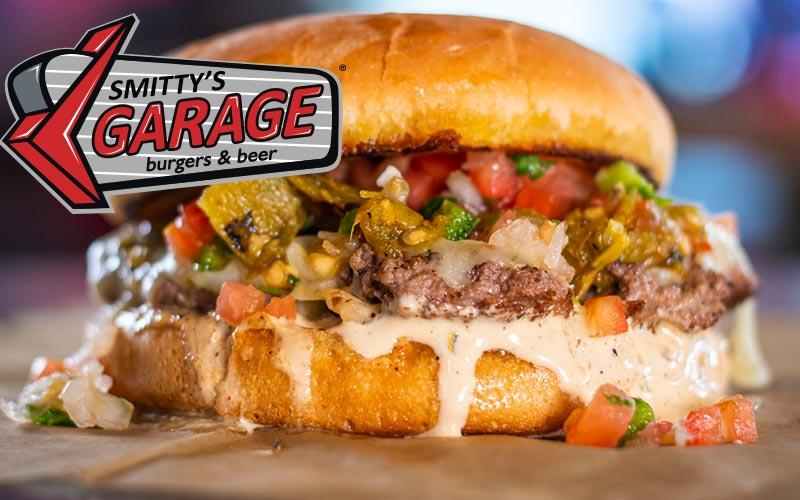 Omaha World Herald 10 For 20 Of Delicious Food And Beverages At Smitty S Garage Burgers Beer