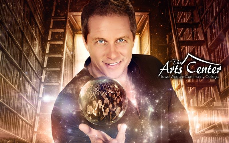The Arts Center At Iowa Western - Get Tickets Now to See Mike Super the Magician for only $17.50! ($35 value)