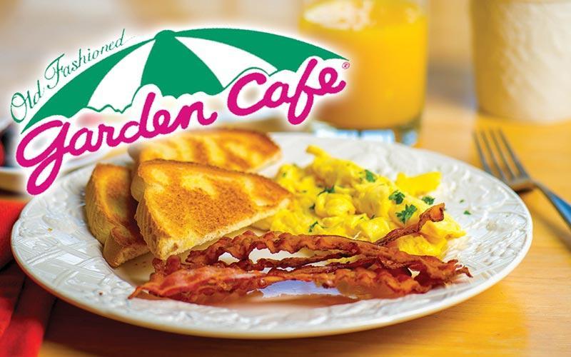 Garden Cafe - Spend $10 Get $20 at Garden Cafe in Rockbrook