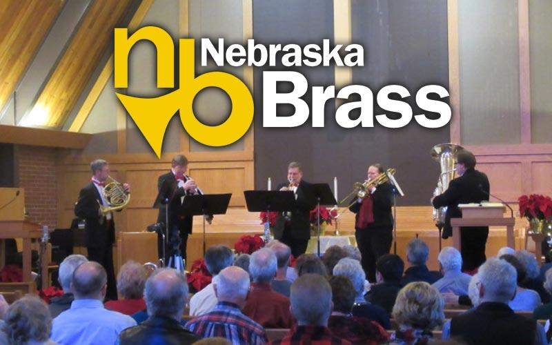 Nebraska Brass - Two admissions for $15 ($30 value) to Nebraska Brass most popular concert of the year!